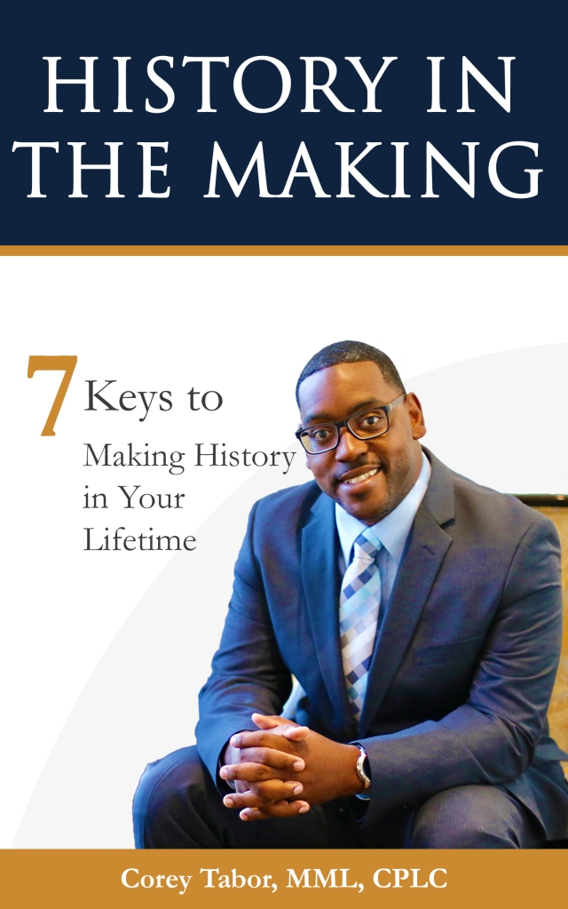 History in the Making by Corey Tabor